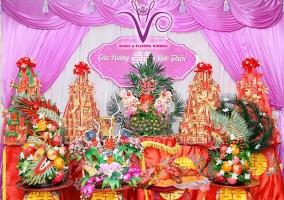 Lễ Ăn Hỏi 9 tráp truyền thống